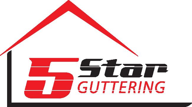 5 Star Guttering logo
